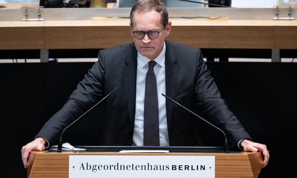 Berlin-Chaos: Senat beschließt Schulöffnung – Bürgermeister Müller schloss das kurz zuvor noch aus