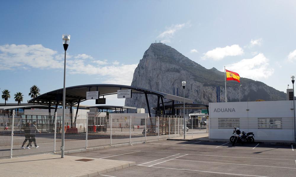Brexit-Streit: London und Madrid uneinig über Kontrolle der Grenzen zu Gibraltar