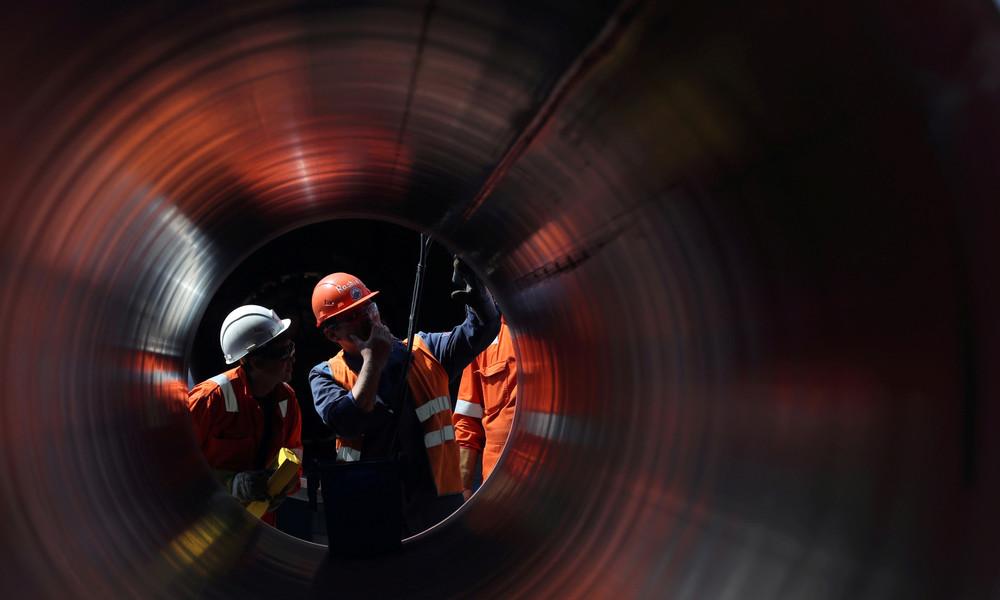 """""""Wir sind keine Kolonie der USA"""": Schweriner Landtag gibt grünes Licht für Stiftung zu Nord Stream 2"""