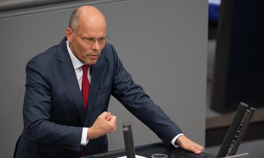 "Peter Beyer (CDU) zum Kapitol-Sturm: ""Trump ist Organisator, zumindest Wegbereiter"""