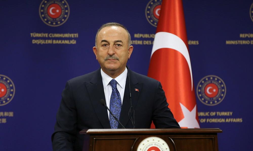 Außenminister Çavuşoǧlu: Türkei will ihre Beziehungen mit Frankreich normalisieren