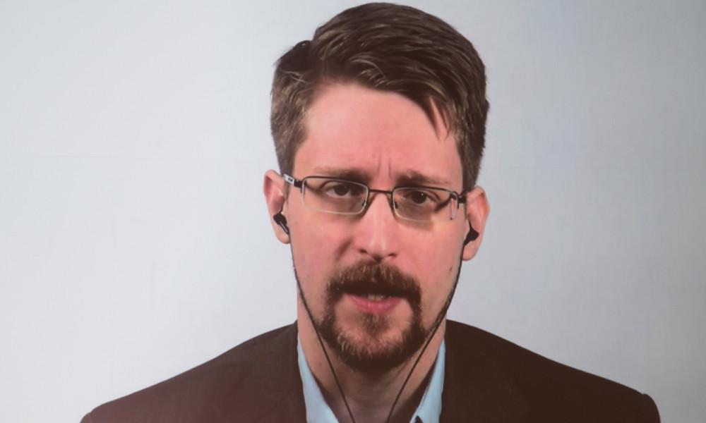 """Edward Snowden: Trumps Suspendierung durch Facebook ist """"Wendepunkt im Kampf um Kontrolle"""""""