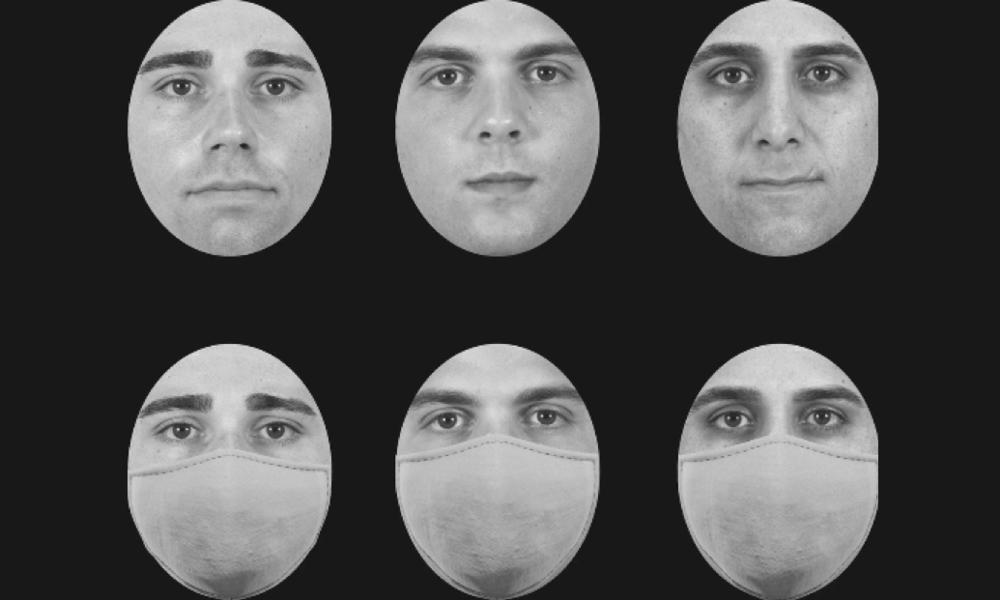 Neue Technik macht es möglich: Gesichtserkennung trotz Maske