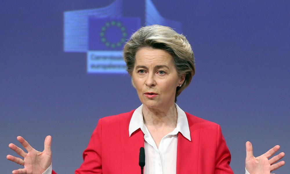 Brüssel: Von der Leyen verteidigt EU-Impfstrategie