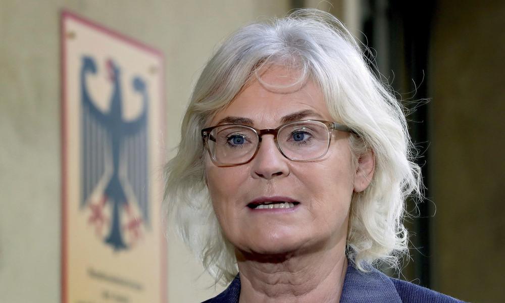 "Kampf gegen ""Hetze"": Bundesjustizministerin Lambrecht will Internetplattformen regulieren"