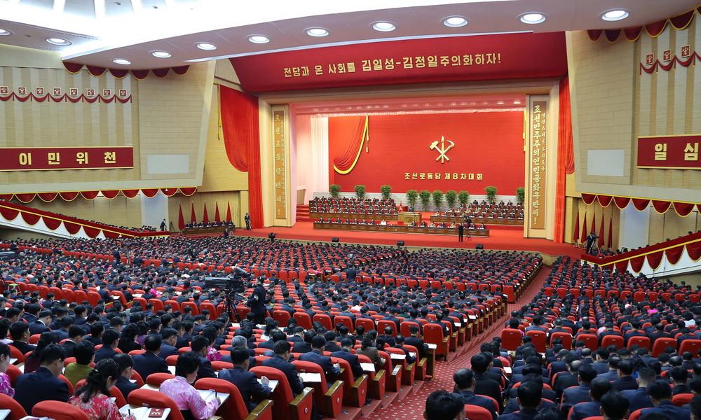 """Nordkorea will Atomprogramm vorantreiben – USA gelten weiterhin als """"größter Feind"""""""