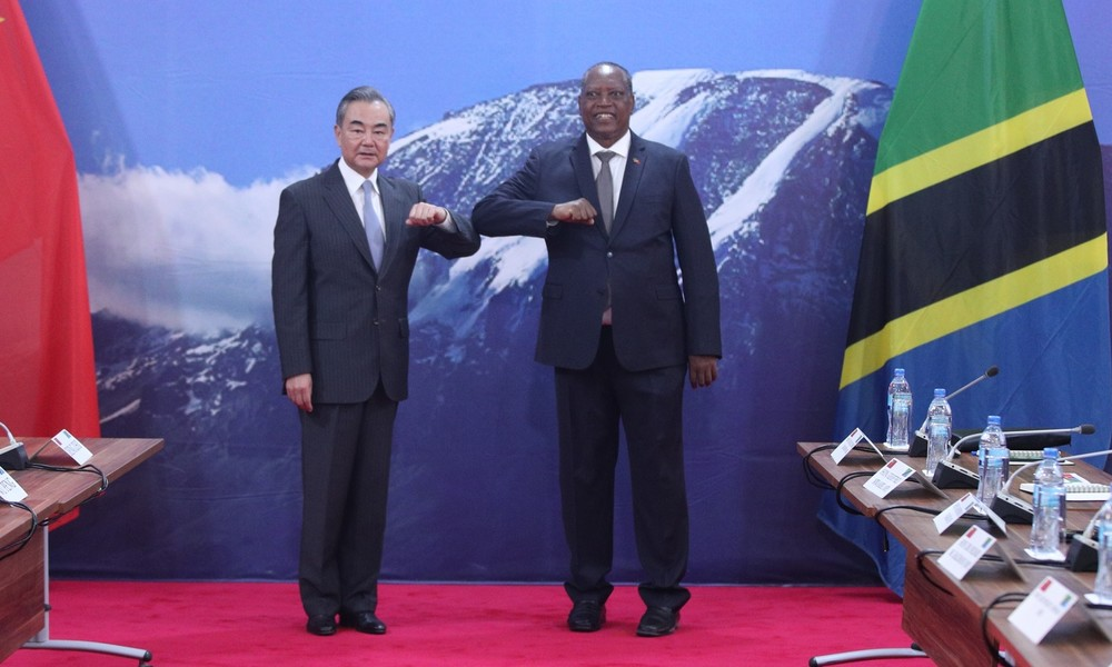 China präsentiert Sieben-Punkte-Plan für Kooperation mit Afrika