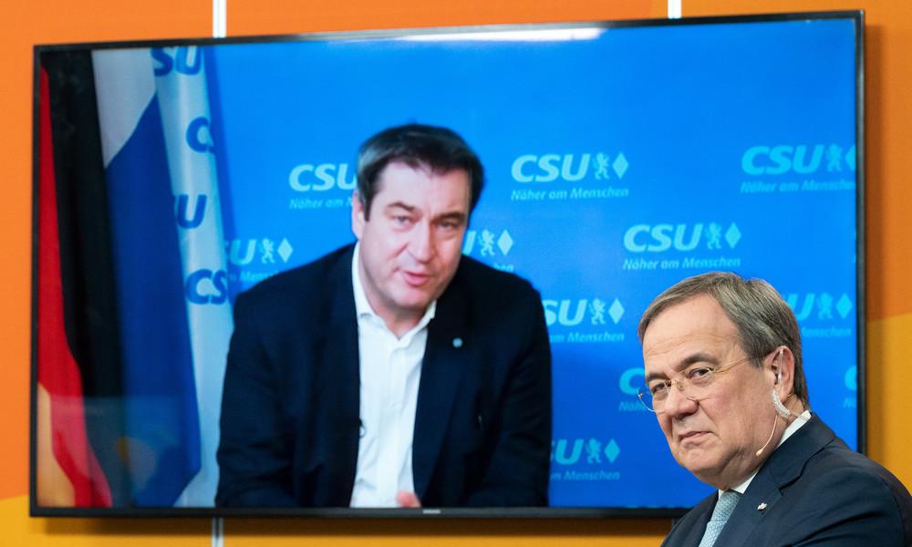 Markus Söder: Müssen Lockdown weiter verlängern und vertiefen