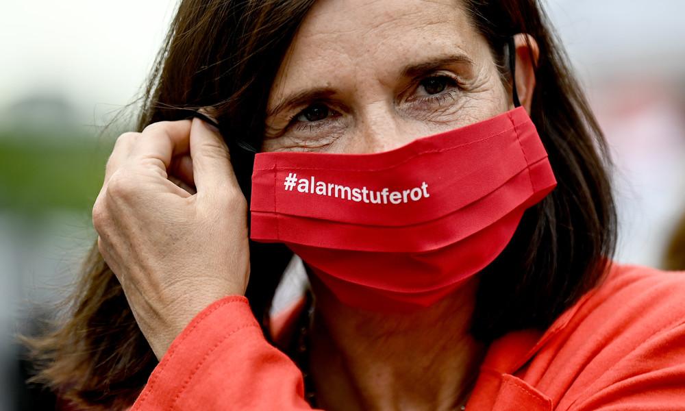 Grüne fordern Lockdown-Verschärfung für Wirtschaft, aber bitte nicht für den Bundestag
