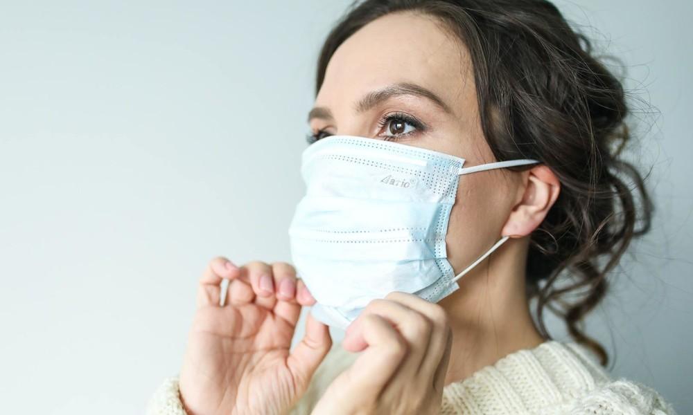 Langes Tragen oder mehrfache Nutzung von Einwegmasken führt zu gesundheitlichen Problemen