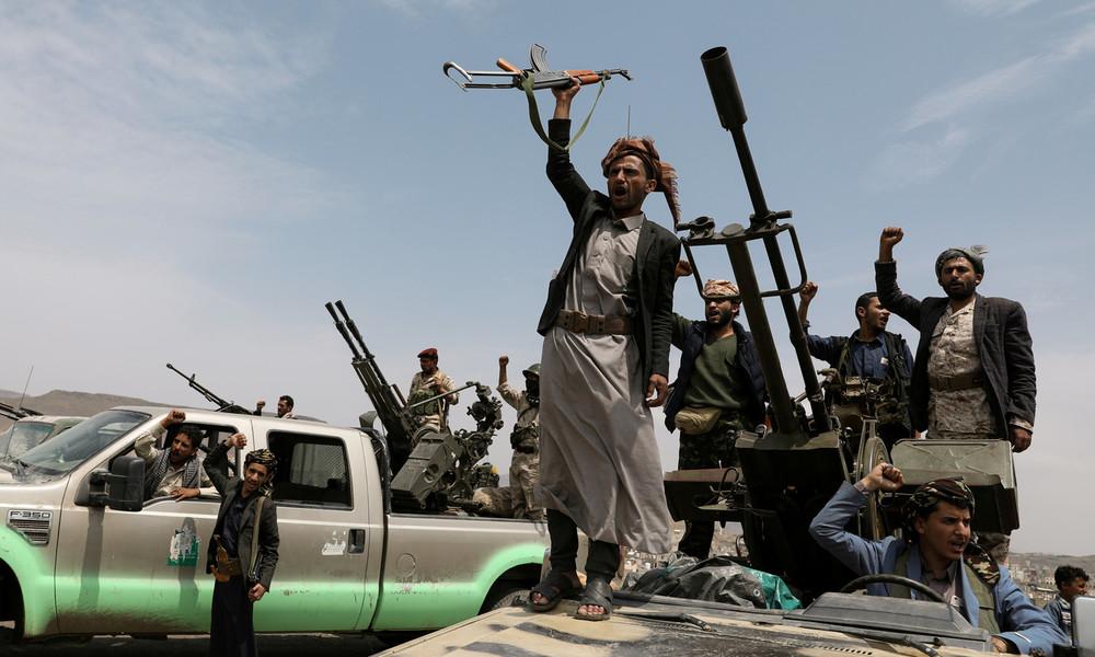 Jemen: USA wollen Huthi-Rebellen als Terrororganisation einstufen