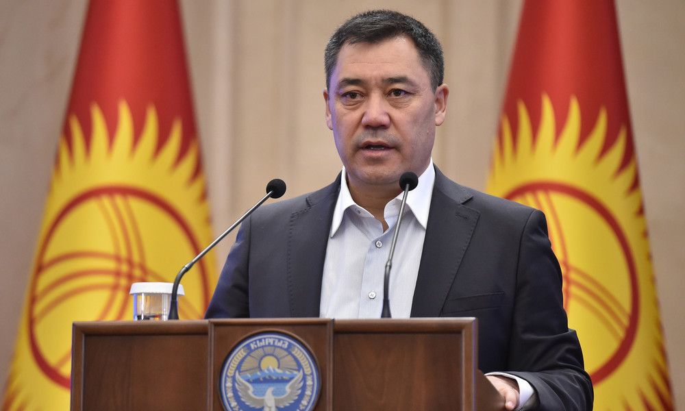 Vom Inhaftierten zum Präsidenten: Sadyr Dschaparow gewinnt Präsidentschaftswahlen in Kirgisistan