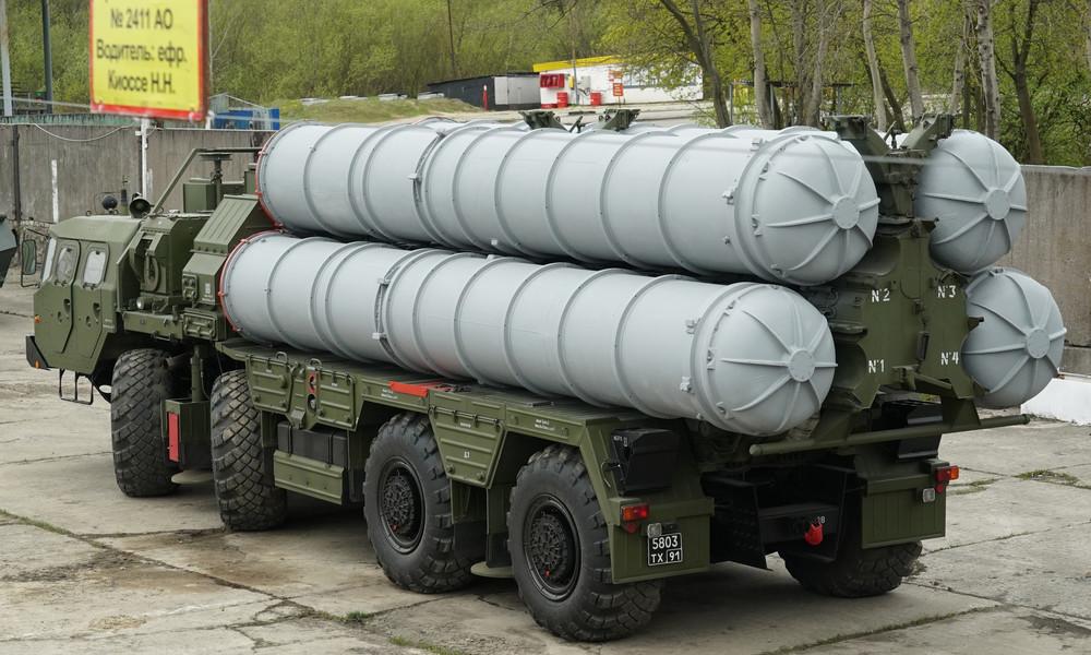 Trotz Drohung von US-Sanktionen: Indien hält an russischem S400-System fest