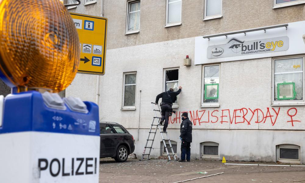 Explosion in Eisenach – vermutlich politischer Hintergrund