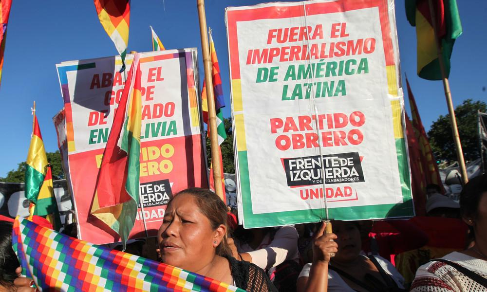 Bolivien: Der Putsch kommt vor Gericht
