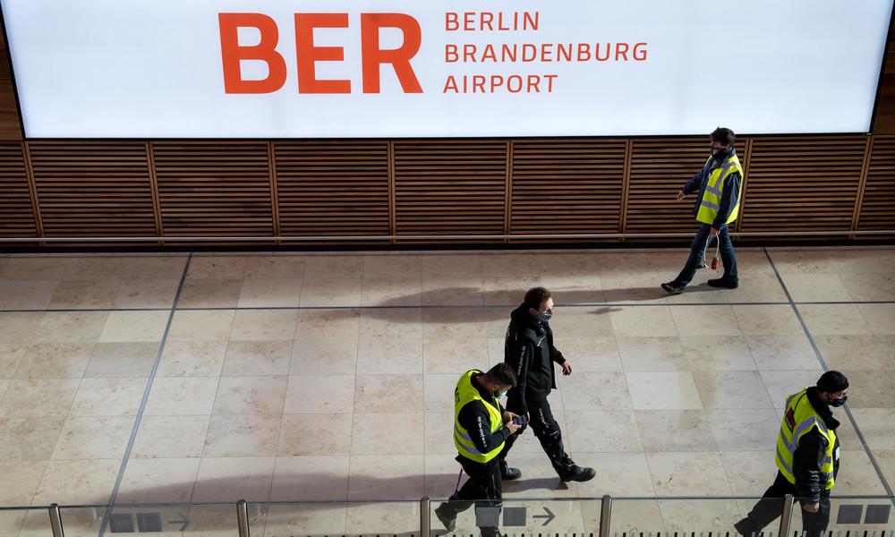 Verdi: Zahlreiche Arbeitsunfälle durch Stromschläge am Flughafen BER