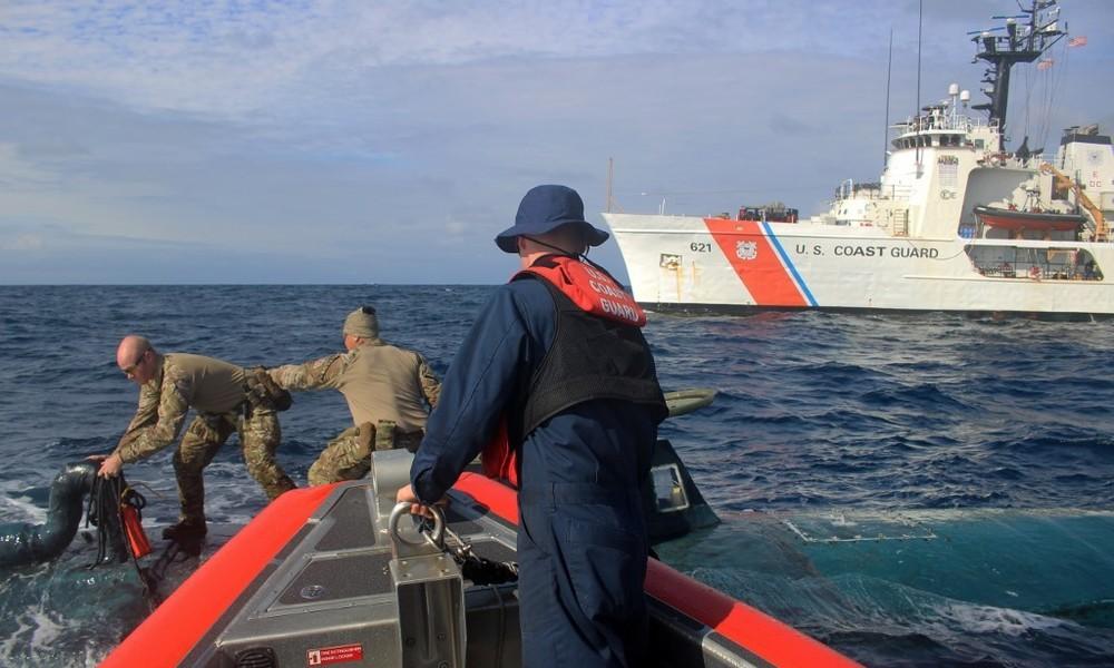 Umstrittene Gewässer: Gemeinsame Seekontrollen von Guyana und USA gegen venezolanische Ansprüche