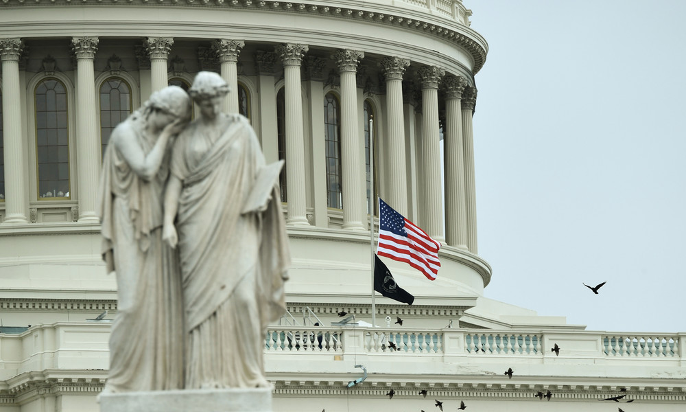 Das US-Imperium ist gefallen – in Washington weiß man es vielleicht nur noch nicht