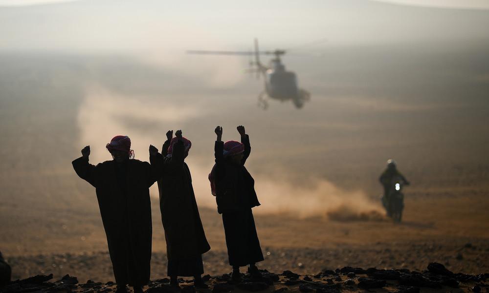 Rallye Dakar 2022: Für Saudi-Arabien erstmals auch Frauen am Start