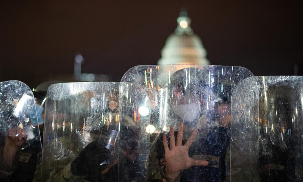 USA: FBI warnt vor bewaffneten Protesten vor Amtseinführung Joe Bidens