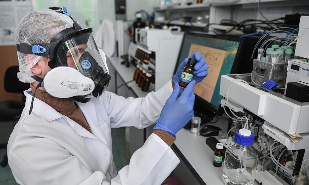 Russische Virologen entdecken einmaligen SARS-CoV-2-Stamm mit 18 Mutationen