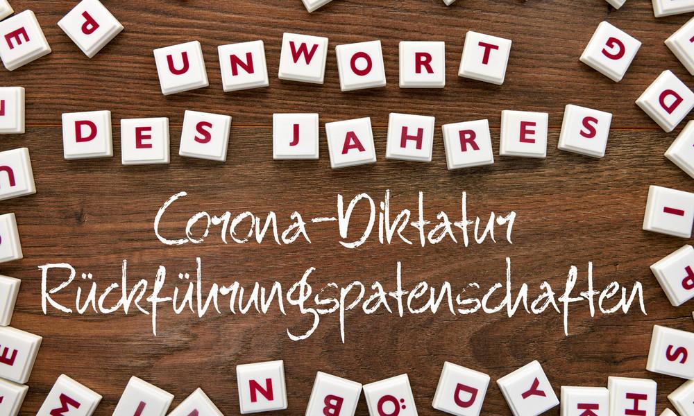 """Unwörter des Jahres 2020: """"Corona-Diktatur"""" und """"Rückführungspatenschaften"""""""