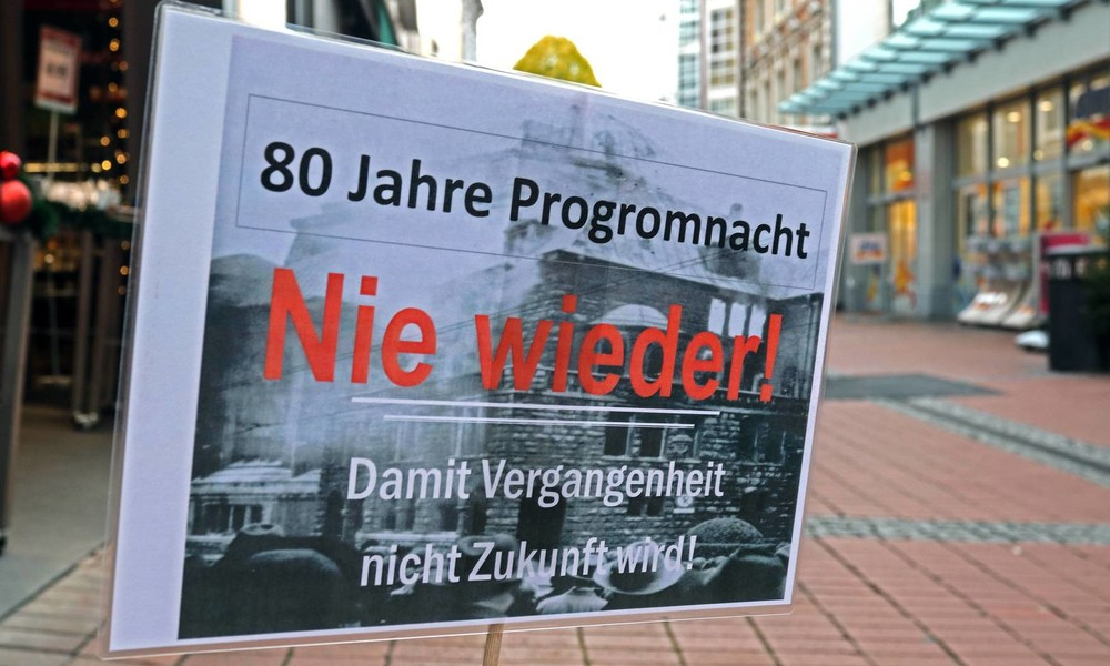 """Vergleichbar mit """"Reichskristallnacht""""? Rabbiner Schlomo Hofmeister zum Sturm auf das US-Kapitol"""