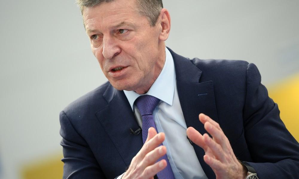 """Russischer Ukraine-Beauftragter nach Treffen in Berlin: """"Neue Ansätze"""" für Konflikt im Donbass"""