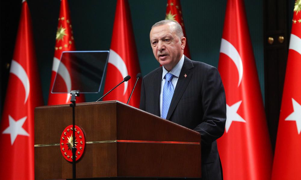 Erdoğan signalisiert Annäherungsbereitschaft an EU und erwartet Entgegenkommen von Brüssel
