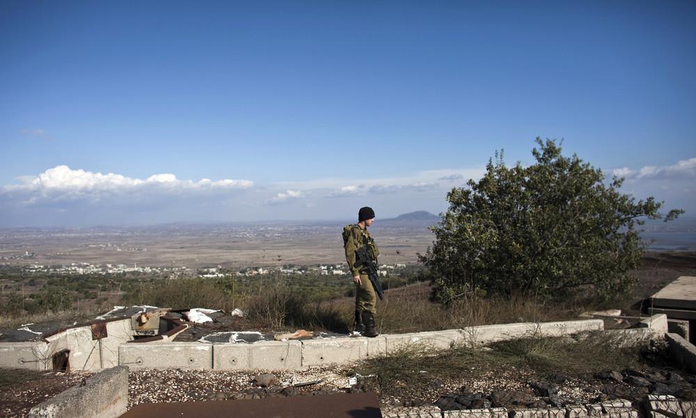 Israel greift mutmaßlich Ziele im Nordosten Syriens an