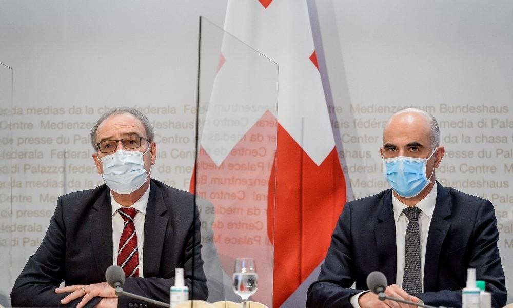 Schweiz: Grüezi, hier kommt wieder der Lockdown