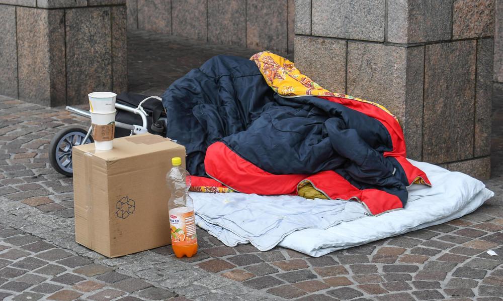 Weniger Hilfen für Obdachlose und mehr Kältetote in Zeiten der Corona-Krise