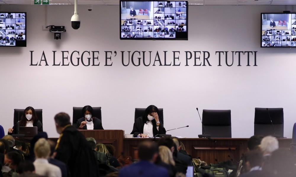 Italien macht hunderten Mafiosi den Prozess: Schlag gegen organisierte Kriminalität