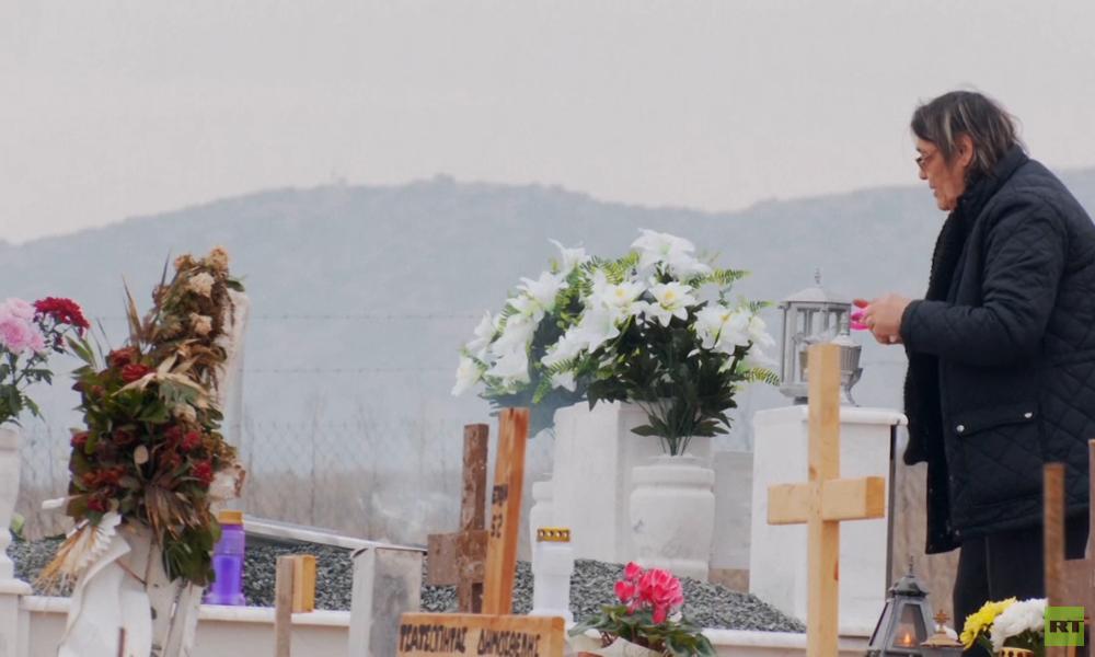 Sonderbestattung für COVID-19-Opfer in Thessaloniki: Verstorbene selbst im Tod allein