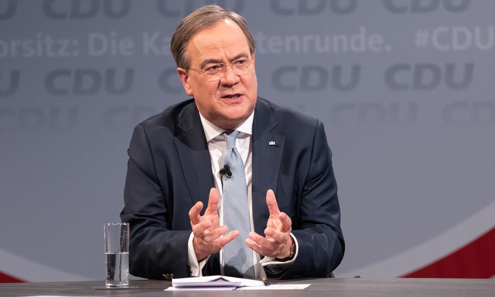 """Laschet will """"führen und zusammenführen"""" – die CDU und Deutschland in ein """"Modernisierungsjahrzehnt"""""""