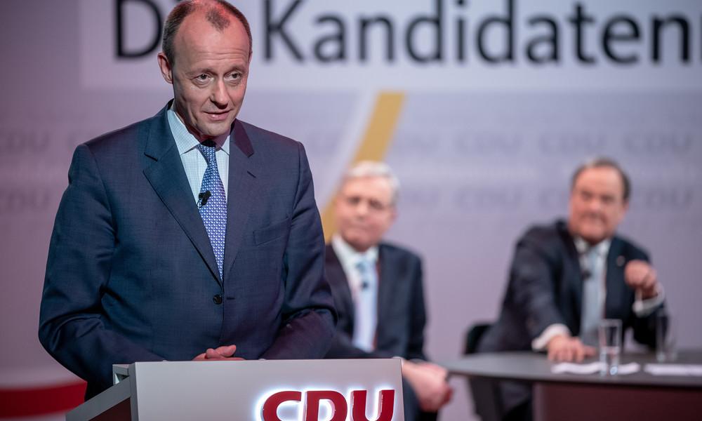 Lobbycontrol: Mit Friedrich Merz bewirbt sich ein Top-Lobbyist um den Parteivorsitz