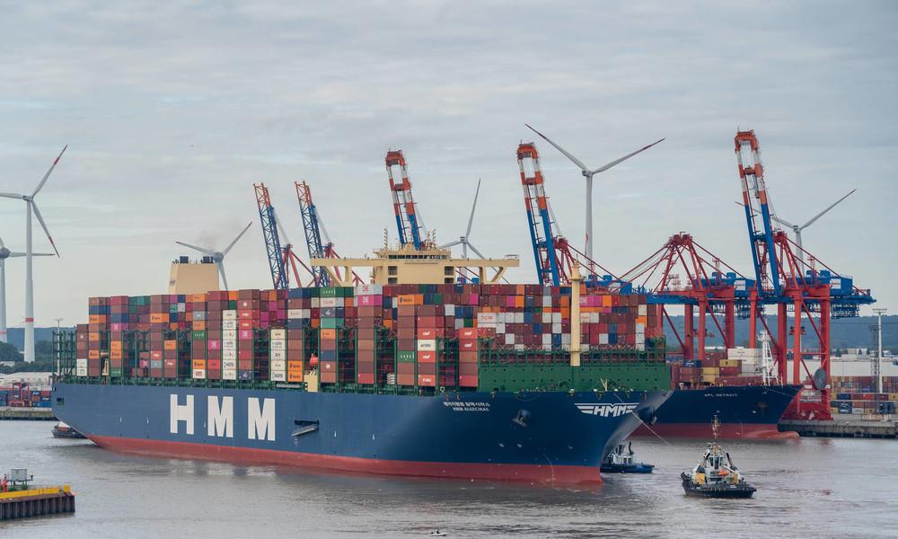 Statistisches Bundesamt: Deutsche Wirtschaft bricht aufgrund von Corona-Krise um fünf Prozent ein