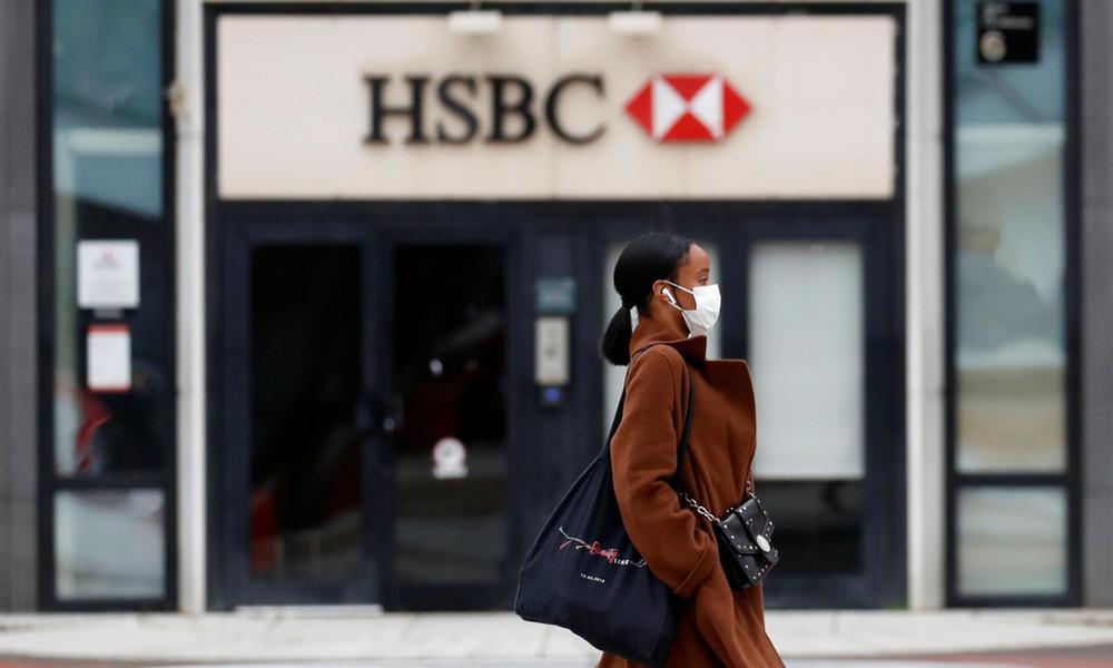 Keine Maske, kein Geld? Britische Bank HSBC droht Kunden ohne Mundschutz mit Kontensperrung