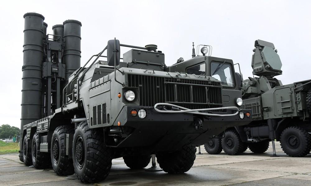Ankara hält an russischen S-400-Systemen fest und ruft USA zu Verhandlungen auf