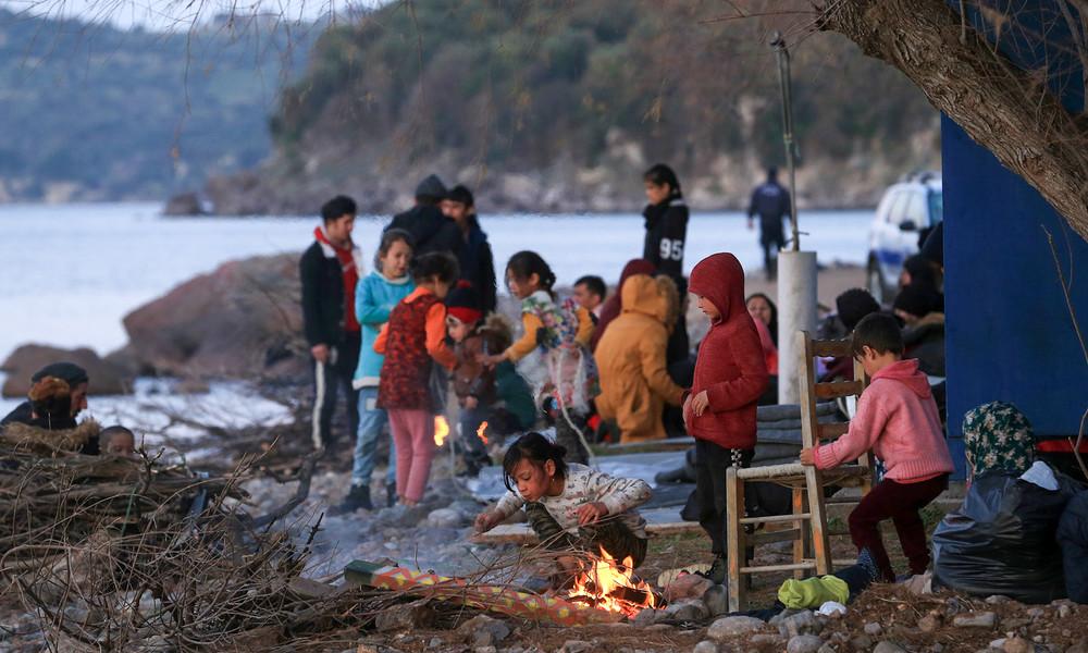 Athen fordert EU-Unterstützung bei Rückführung von Flüchtlingen in die Türkei
