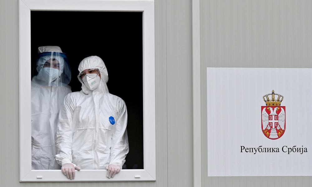 Serbien und COVID-19-Tote: Diskussion über verhältnismäßig viele verstorbene Ärzte