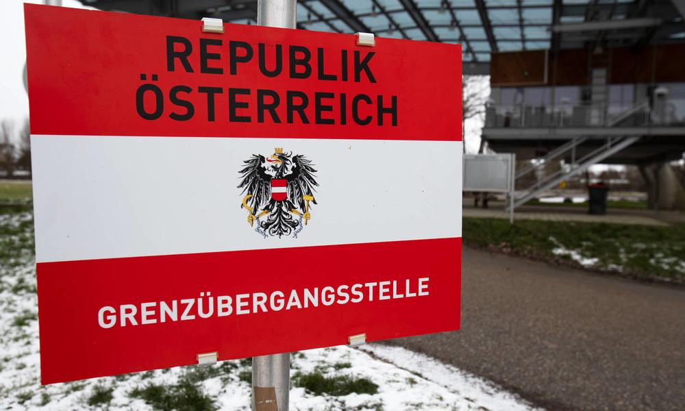 Ab heute: Verpflichtende Online-Registrierung vor Einreise in Österreich