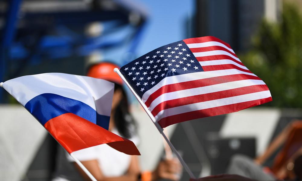Moskau zu Pompeo: Russland ist nicht verantwortlich für Verschlechterung der Beziehungen zu den USA