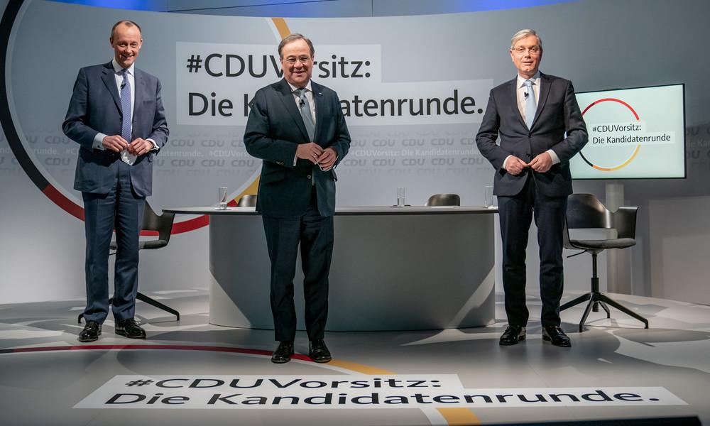 Politikwissenschaftler Prof. Oberreuter: Laschet hat die besten Erfolgsaussichten auf CDU-Vorsitz