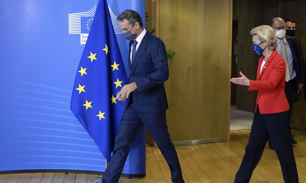 """""""Medizinisches Erfordernis"""": Von der Leyen befürwortet EU-Impfzertifikat zum Reisen"""