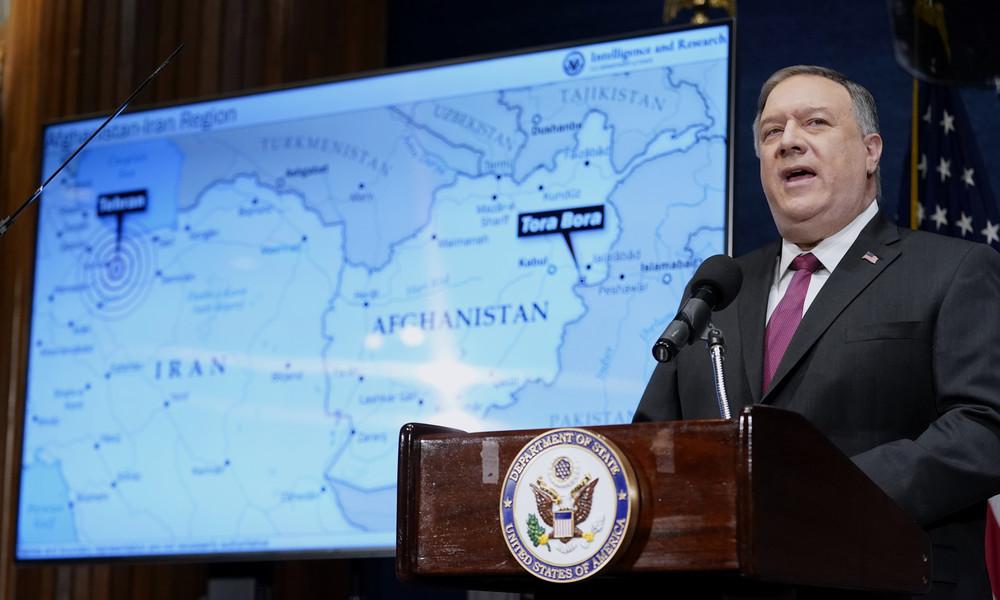 Scheidende US-Regierung verhängt weitere Sanktionen gegen Iran
