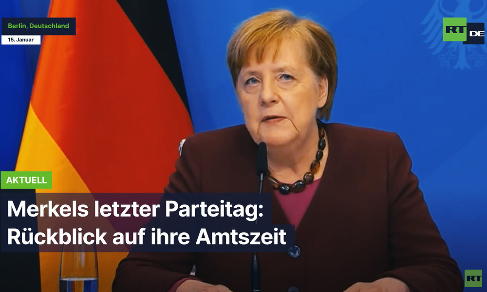 Merkels letzter Parteitag: Rückblick auf ihre Amtszeit