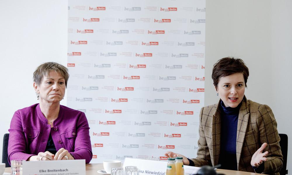 35 Prozent: Berliner Senat plant Quote für Menschen mit Migrationshintergrund