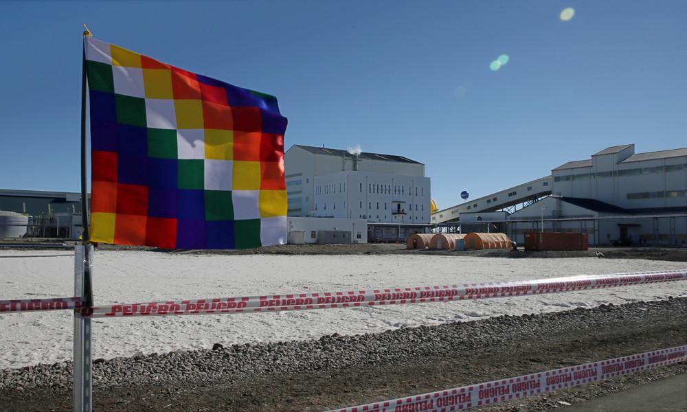 Bolivien: Regierung plant Wiederaufbau der Lithiumindustrie