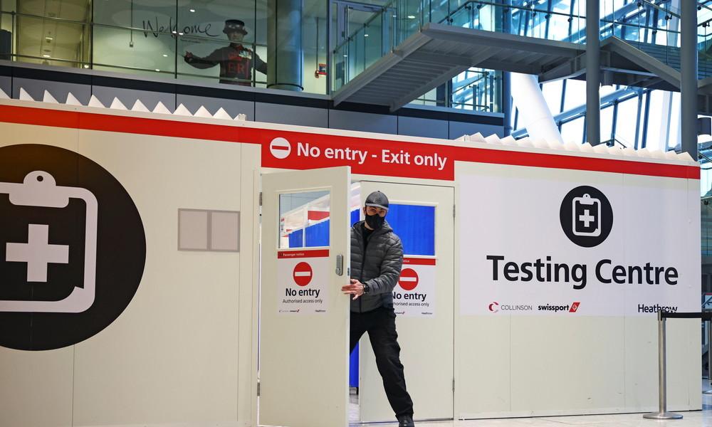 Großbritannien verschärft Einreiseregeln – negativer Corona-Test notwendig